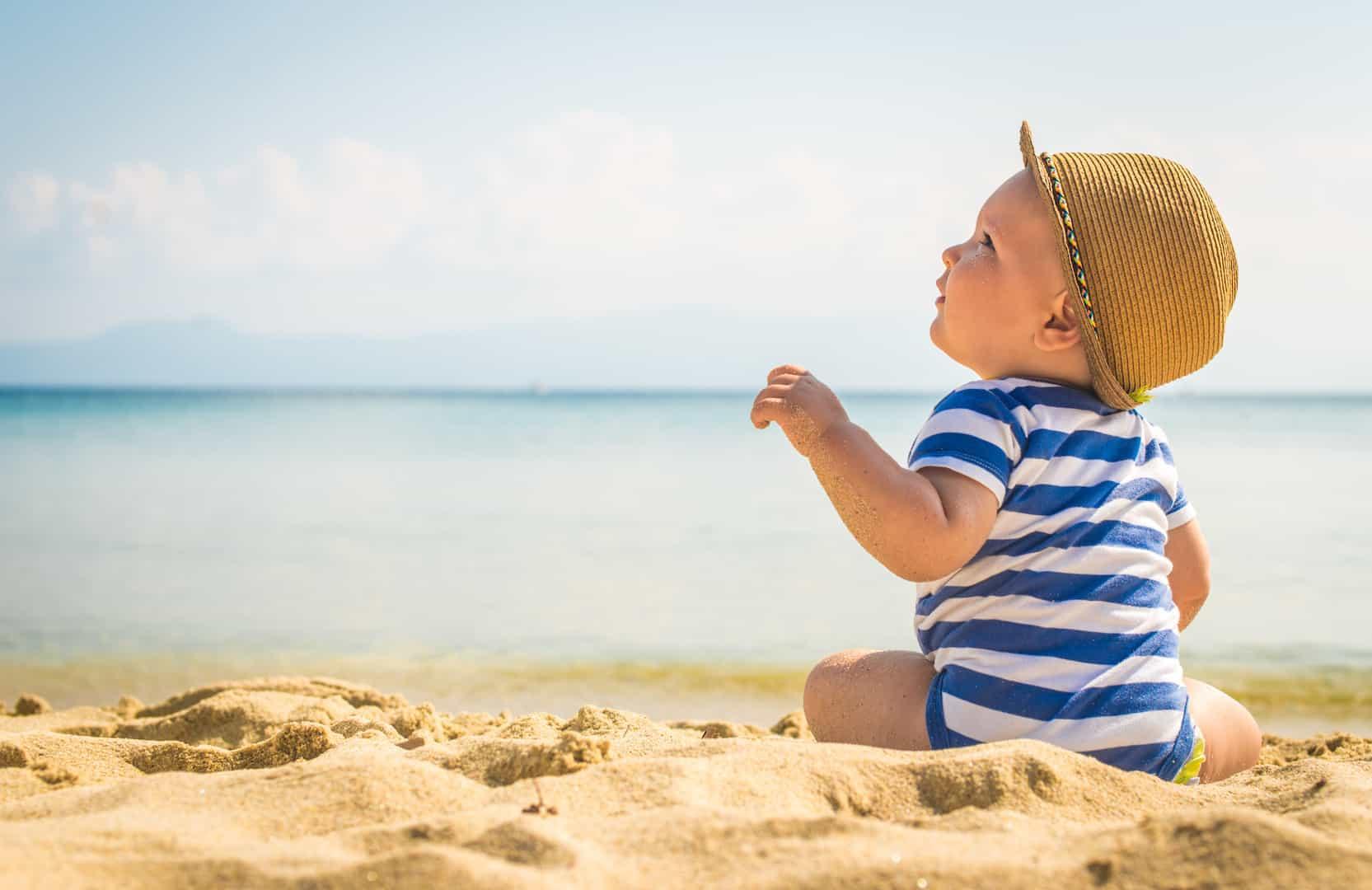 Peekaboo Ibiza Baby equipment rental Beach